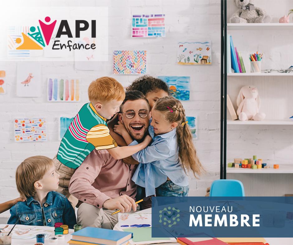 API-Enfance – Nouveau membre de SAGE Innovation