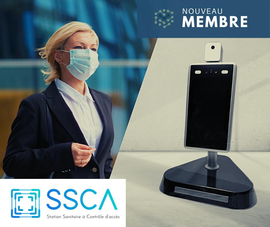 Nouveau membre Station SSCA