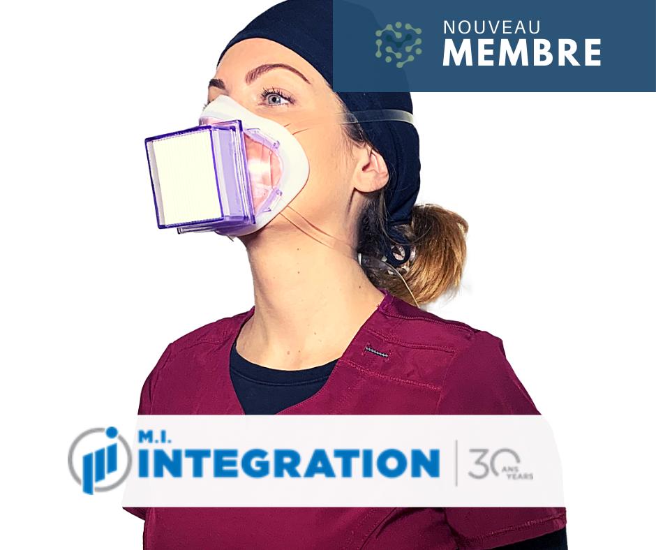 Nouveau membre – MI Integration